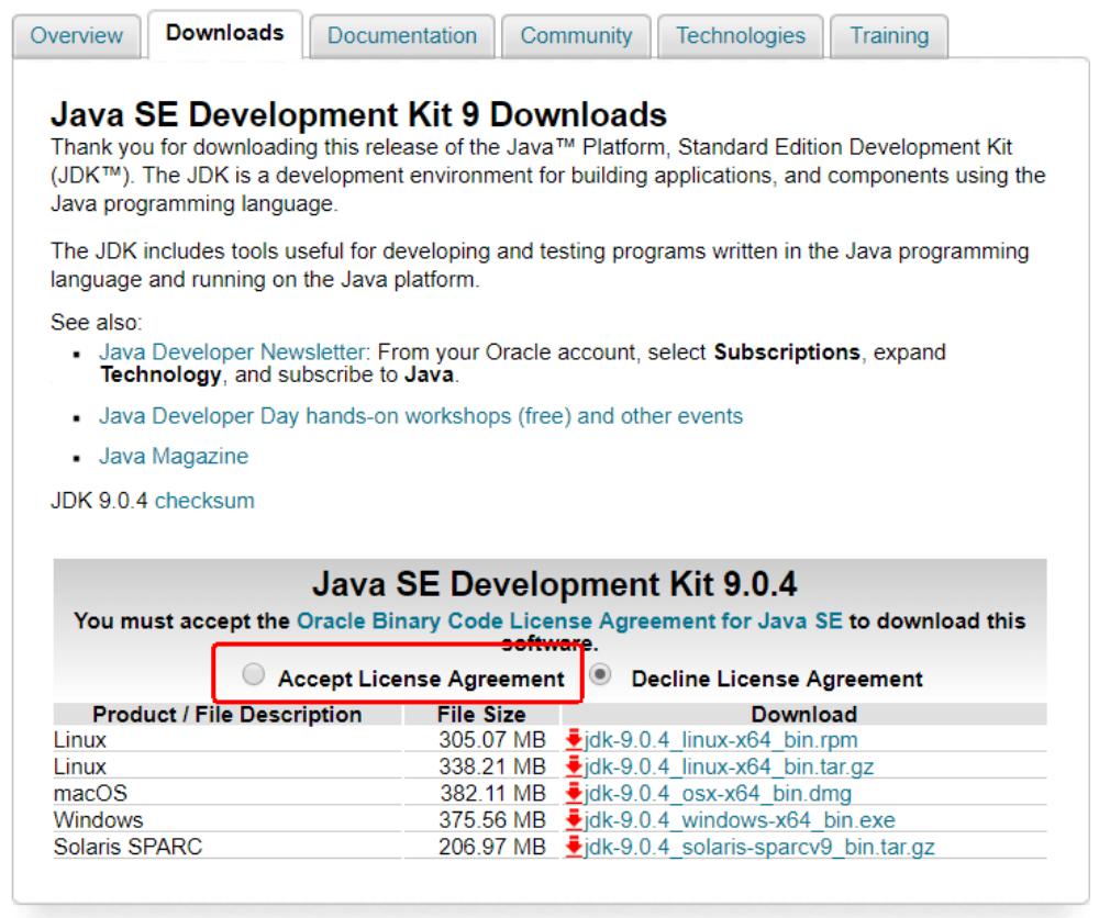 Java Download Install and Setup for Selenium Webdriver
