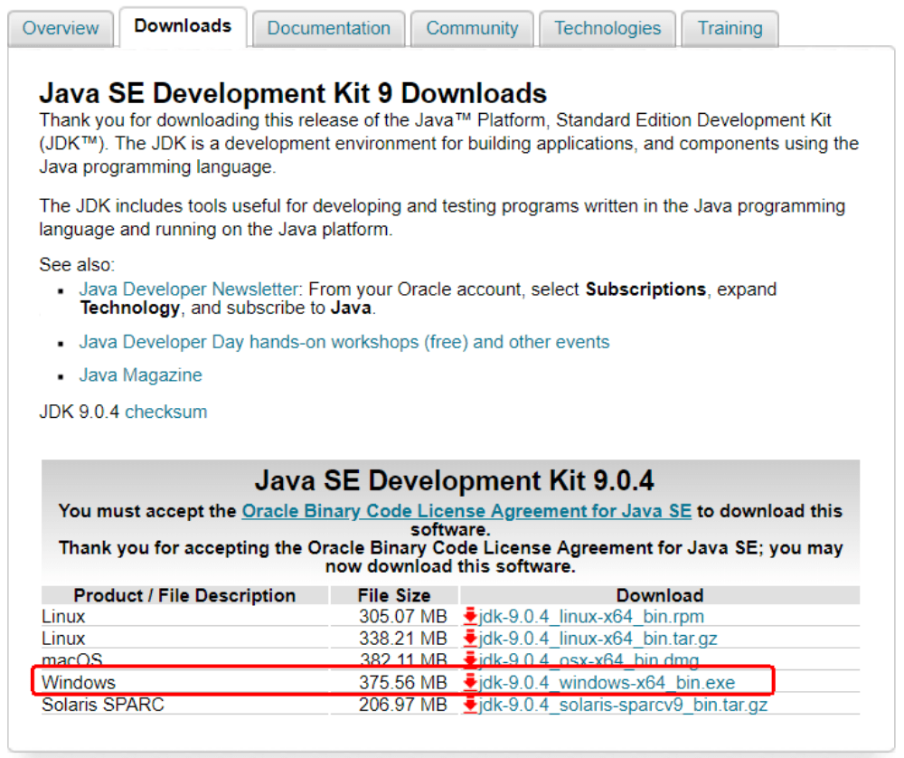 Java Download Install and Setup for Selenium Webdriver