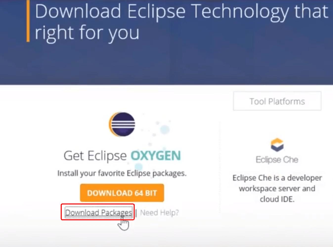 Eclipse Oxygen Download