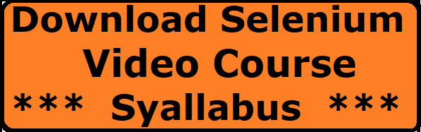 Selenium video course download