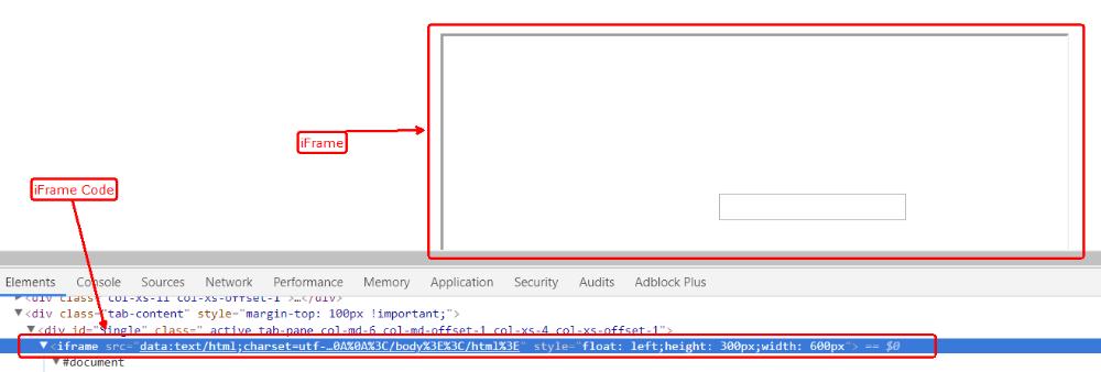 SELENIUM Handle iframe in selenium WebDriver Using Java